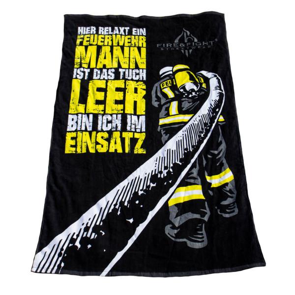 Saunatuch I Feuerwehrmann