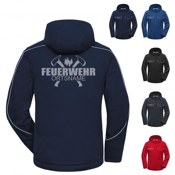 Teamwear Winterjacke I Motiv 160