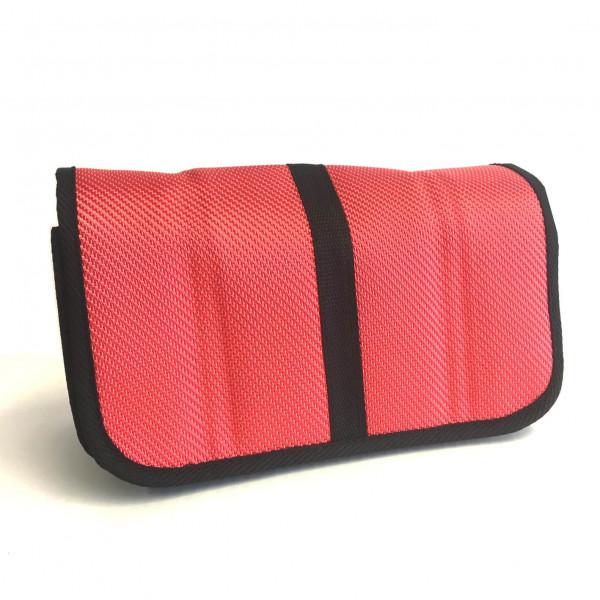 Handtasche I Schlauch Rot