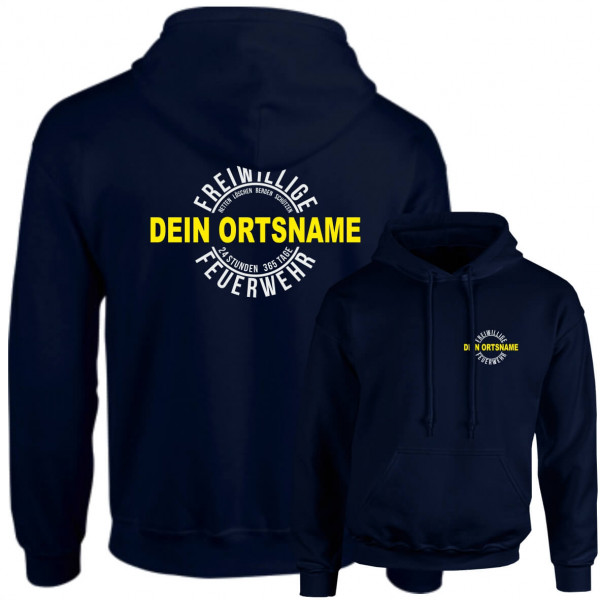 Hoodie I FFW +Ortsname