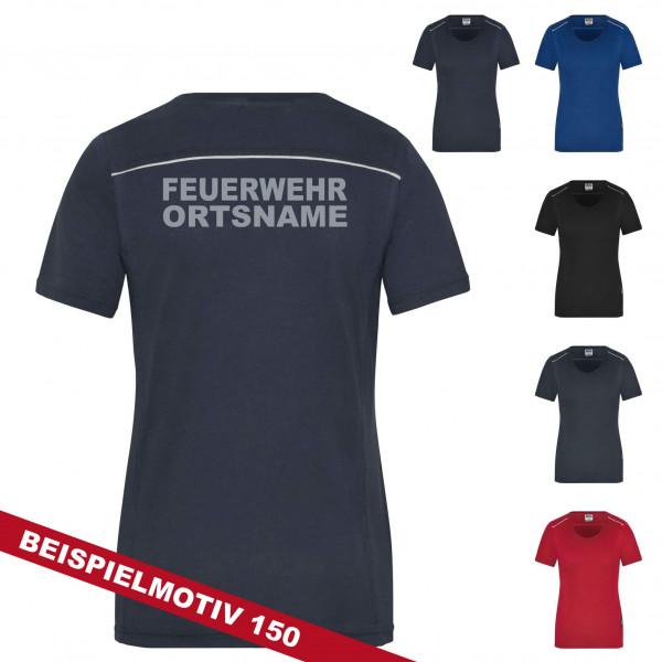 Teamwear Tshirt Frauen
