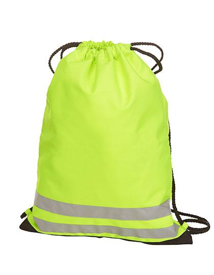Rucksack Gymsac I Gelb Reflex-Copy
