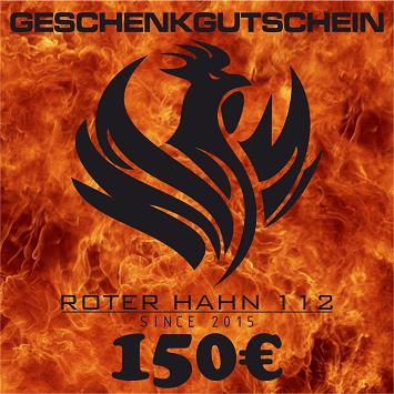 Geschenkgutschein 11 I 150€