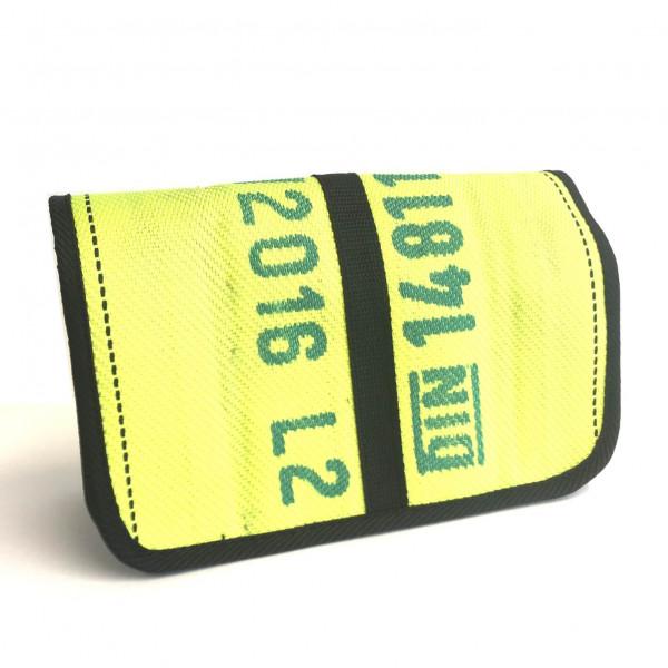 Handtasche I Schlauch Gelb