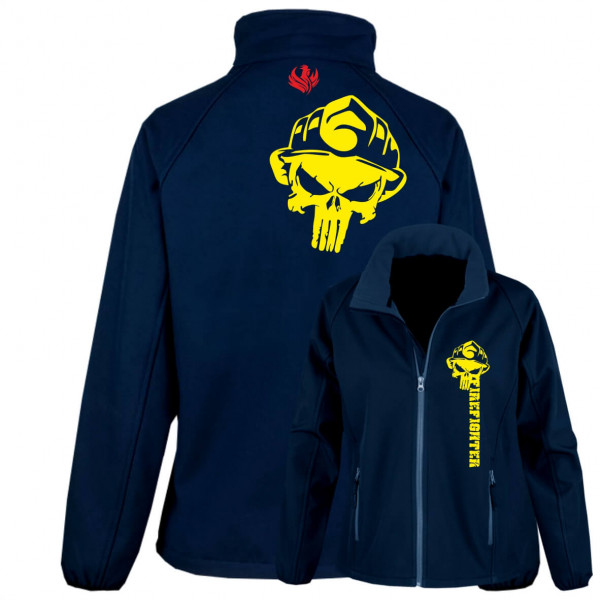 Softshelljacke Frauen I Firefighter